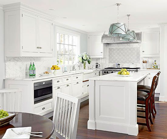 Universal Design For Kitchens Islands Mosaics And