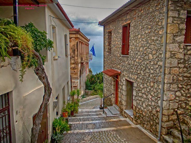 Platanos Achaias Greece