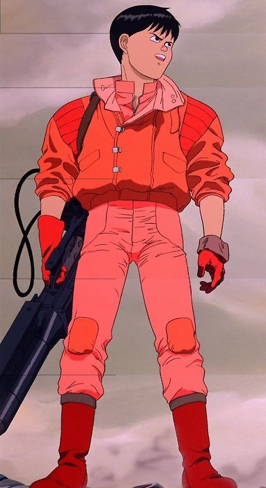Shotaro Kaneda Voiced by: Mitsuo Iwata (Japanese), Johnny Yong Bosch (English)