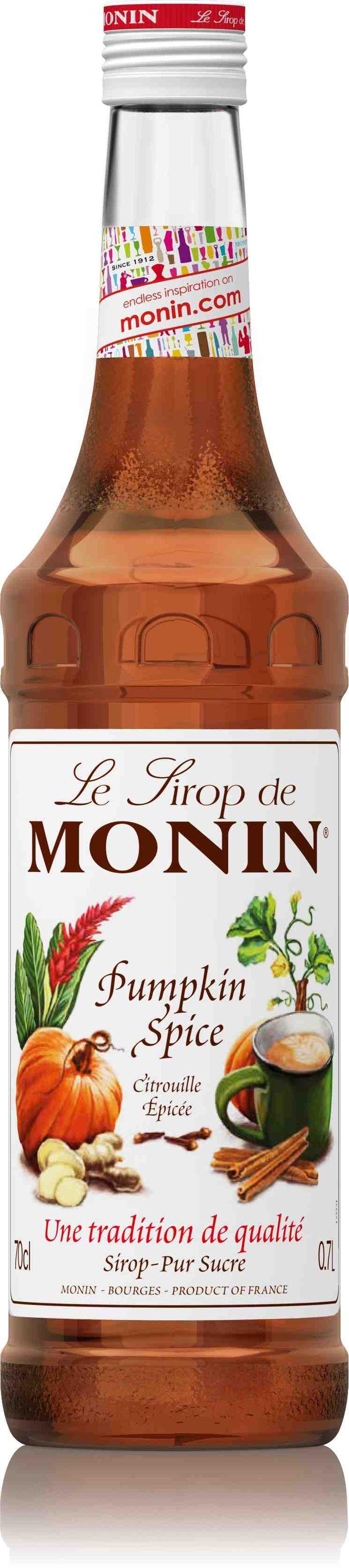 Le sirop Monin d'Halloween : super bon. Test + idée recette de smoothie sur http://place-to-be.net/index.php/gastronomie/3697-le-sirop-monin-d-halloween
