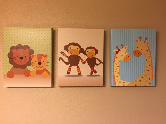 Hey, I found this really awesome Etsy listing at https://www.etsy.com/listing/186484984/noahs-ark-nursery-art-baby-prints-set-of