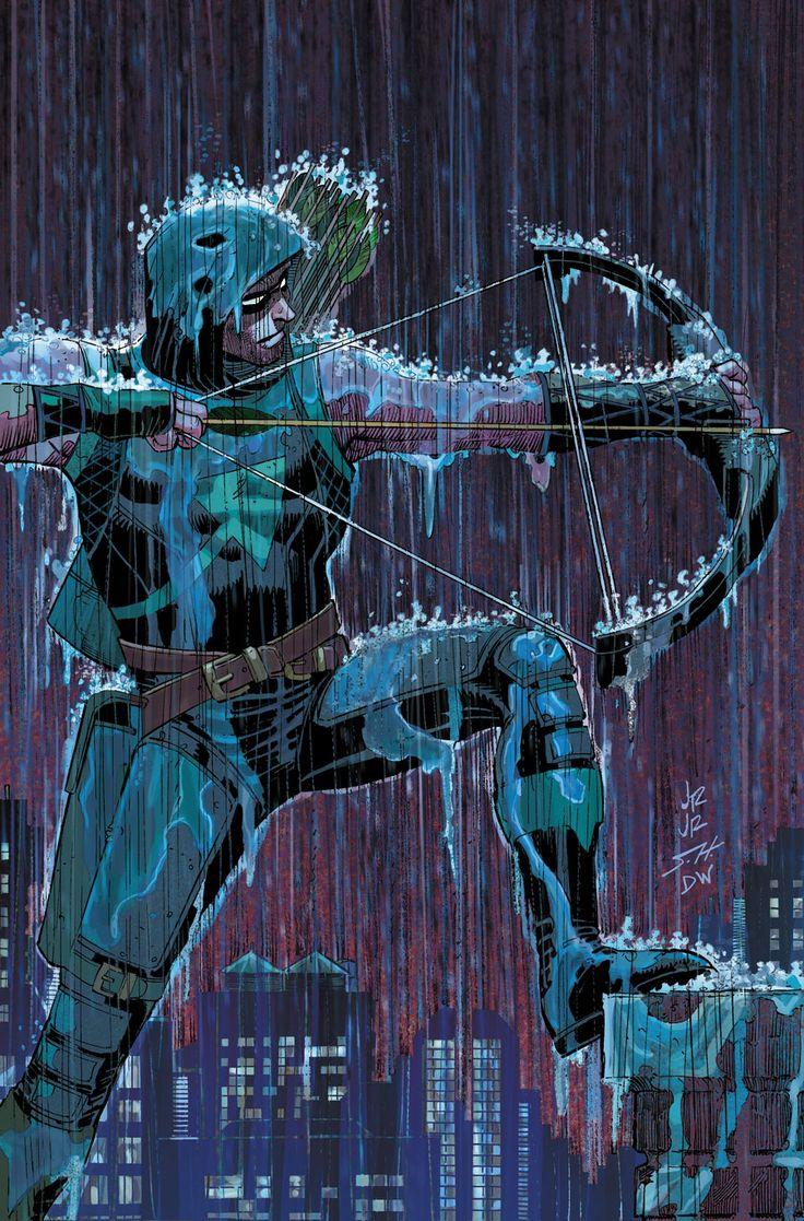 Green Arrow by John Romita Jr.