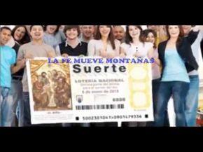 ✔ORACION PODEROSA PARA SOÑAR CON EL NUMERO DEL CHANCE O LOTERIA - Ganar ...