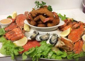 Seafood Platter  - Pier Restaurant Hervey Bay
