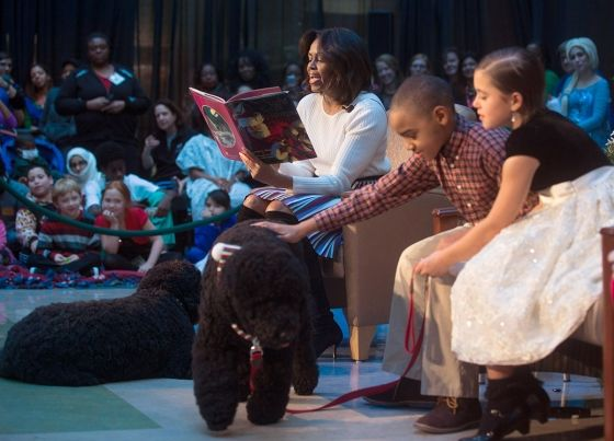 117 best Christmas with The Obama's. images on Pinterest