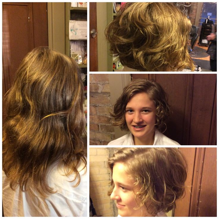 Before and after by Anna