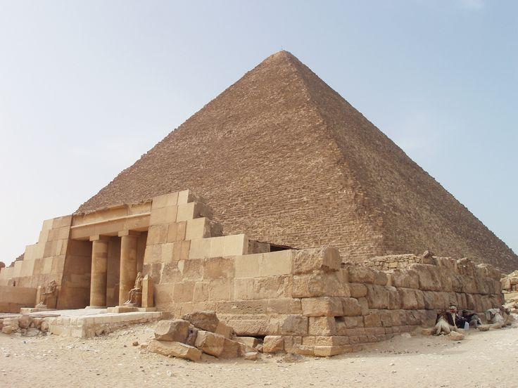Giza Pyramids, Egypt | Pirâmides de Gizé, Egipto
