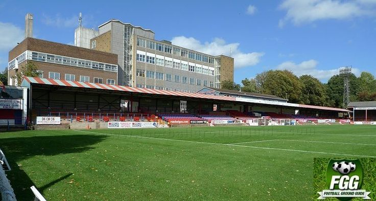 Recreation Ground | Aldershot Town FC | Football Ground Guide