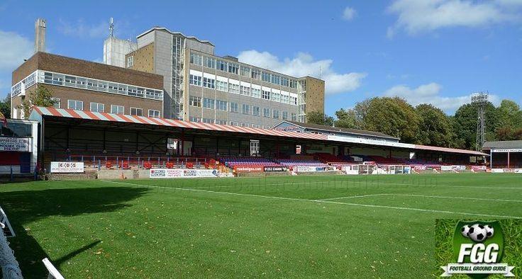 Recreation Ground | Aldershot Town FC | Football Ground Guide