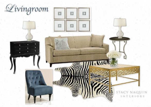 Interview with Designer Stacy Naquin on E-Design