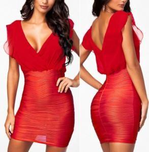 czerwona sukienka dla pewnych siebie kobiet ;) http://feegle.pl/140002-czerwona-sukienka