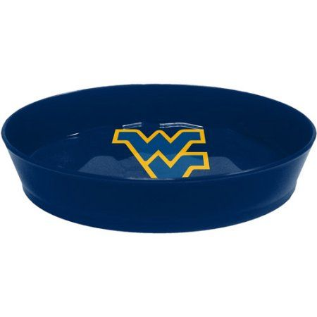 Ncaa W Virginia Soap Dish, Multicolor