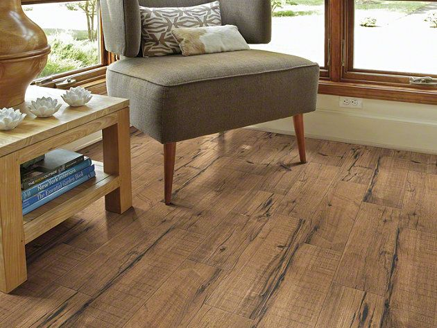 Fired Hickory Porcelain Tile By Shaw Made To Last It S Freeze Thaw Le And Goes Anywhere Inside Outside In The Bas