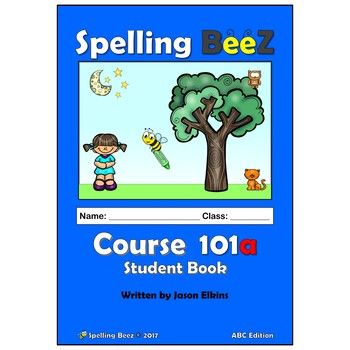 Spelling BeeZ Phonics is a newly developed literacy program aimed at young learners of English from all backgrounds. It uses the blended phonics approach to reading and writing through textbook exercises, games and activities. Course 101a introduces the 26 letters of the alphabet and is divided into six blocks of incremental study: Block 1 (Aa-Dd), Block 2 (Ee-Hh), Block 3 (Ii-Ll), Block 4 (Mm-Pp), Block 5 (Qq-Tt) and Block 6 (Uu-Zz).