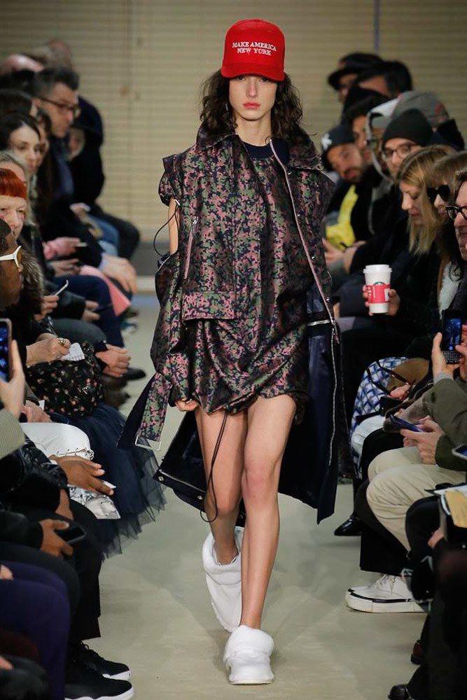 Public School Fall 2017 Ready-to-Wear Fashion Show - McKenna Hellam