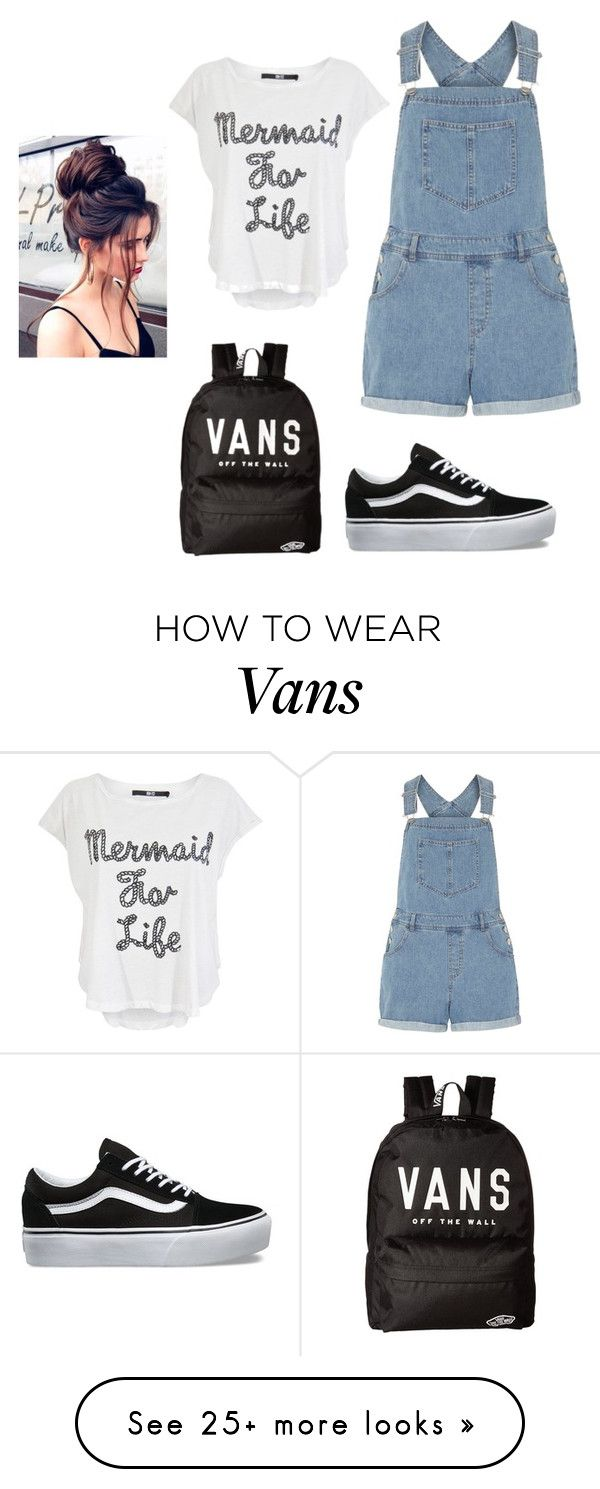 """""""GLAM"""" by assuntaesposito on Polyvore featuring Dorothy Perkins, Iron Fist and Vans"""