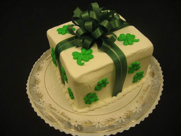 Cake Decorating St Patrick Day : st patrick s day cakes - Google Search Cake Pinterest