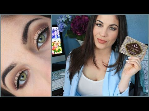 Quick & Easy Too Faced Natural Matte Tutorial - YouTube