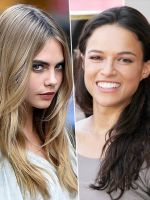 Cara Delevingne & Michelle Rodriguez Are Totally Dating #refinery29