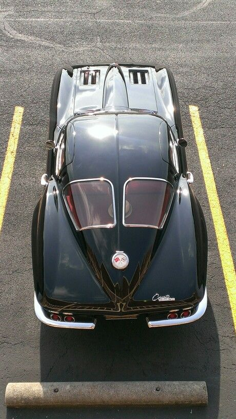Corvette -Split Window LS7