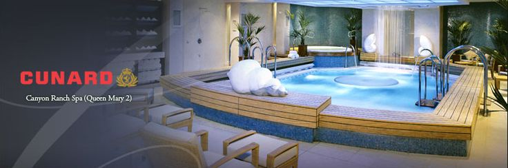 Indulge in the Canyon Ranch Spa on this ‪cruise http://ht.ly/MQX6p ‪