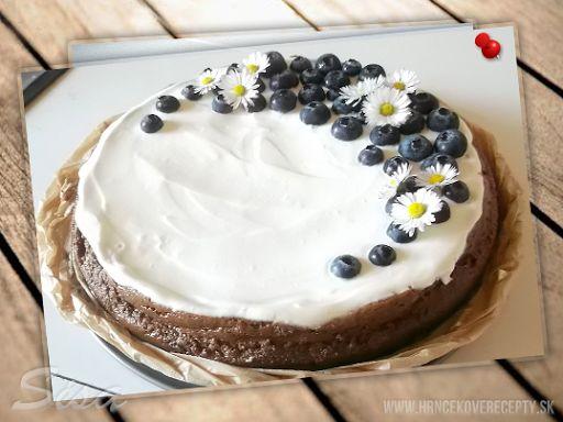 Čokoládový cheesecake. #recepty  #cheesecake  #cokolada