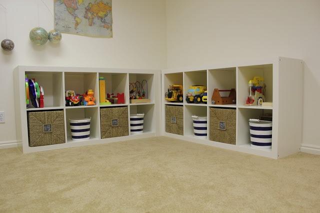 -everywhere beautiful-: Playroom Update: Toy Storage
