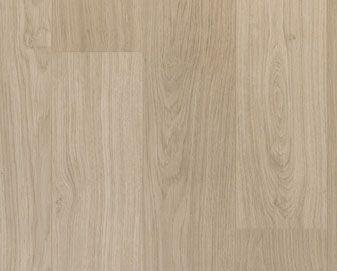 Light Grey Varnished Oak Planks