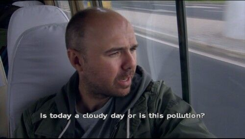 Karl Pilkington in China (An Idiot Abroad 2)
