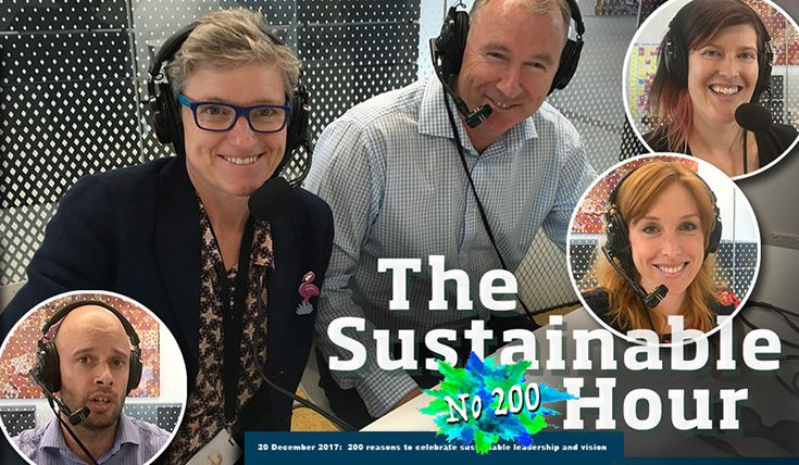 On 20 December 2017, we look back at the year that flew by as we celebrate rounding a corner: This is Geelong calling for the 200th time, providing sustainable insight, leadership and vision on 94.7 The Pulse, Geelong's community radio. Today's hour is broadcasted live from Barwon Water's headquarter in Ryrie Street in Geelong