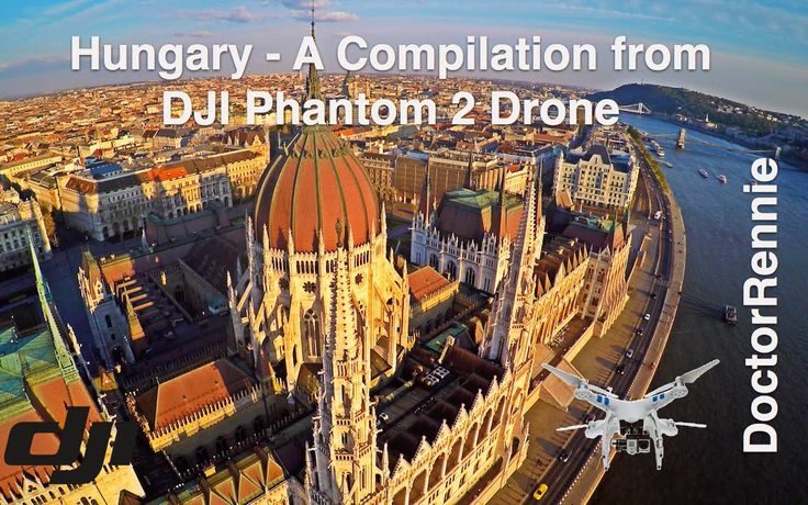 Hungary - A Compilation from DJI Phantom 2 Drone in UHD (4K)