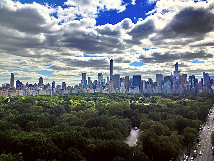 Central Park Nee York city