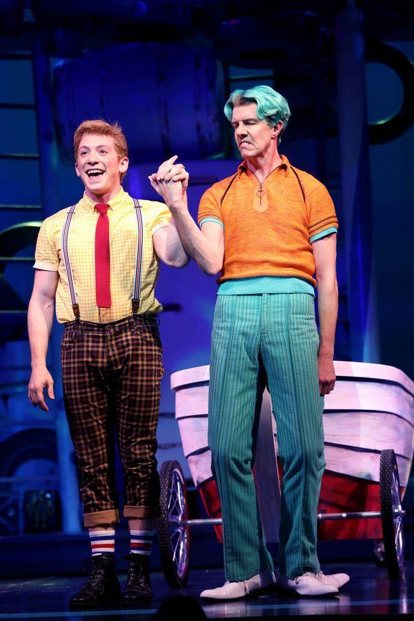 Spongebob Musical Characters : spongebob, musical, characters, Spongebob, Musical, Broadway, Musicals, Costumes,, Squarepants