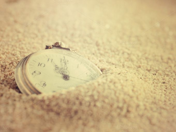 Check out Old pocket watch by Cazador de sueños on Creative Market