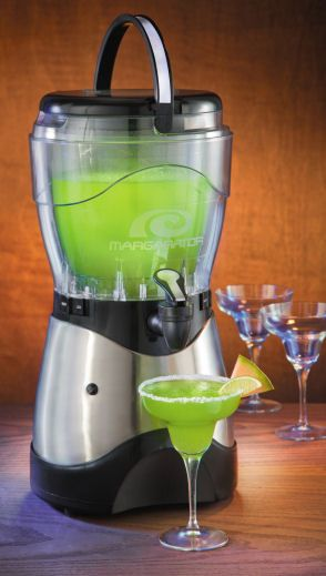 Margarator Frozen Drink Machine <3 {Great for Outdoor Parties} #need #want #love