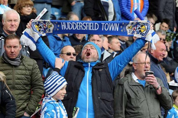 "Automatic promotion is becoming a reality"": Huddersfield Town fans ..."