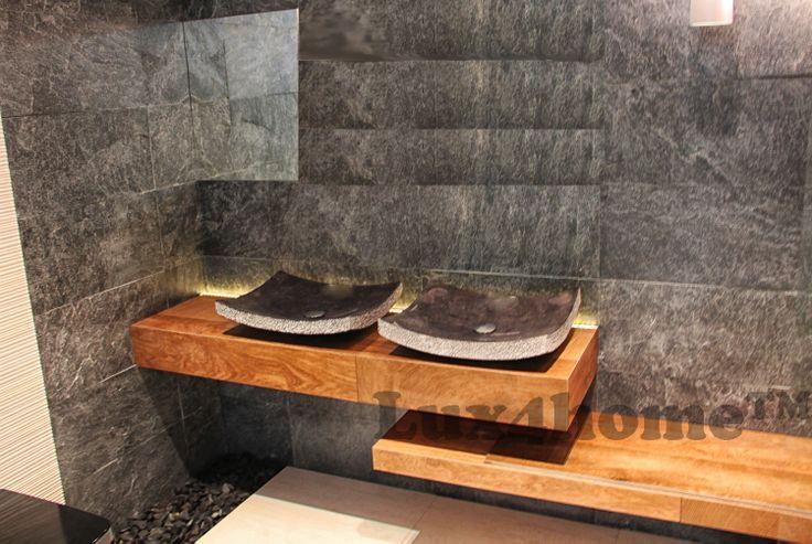 140 Best Umywalki Kamienne Images On Pinterest Bathroom