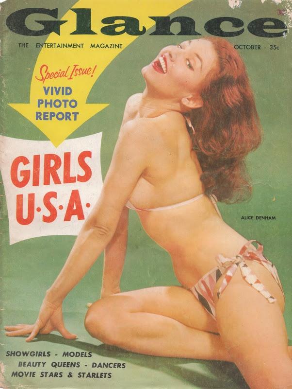 1950s Porn Magazines Covers - Trashy Old Magazine Covers - Mr Pilgrim Classic Art #classicart #50s #art #