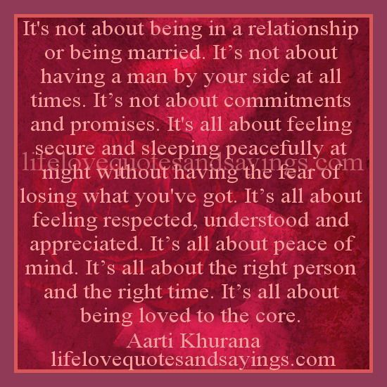 quotes about having a relationship with married man