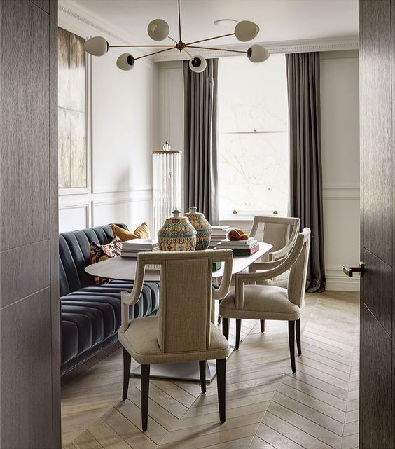 17 Best Ideas About Modern Kitchen Tables On Pinterest: 17 Best Images About Dining Room On Pinterest