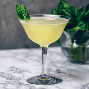 Gimlet Cocktail Recipe - Beefeater Basil Gimlet
