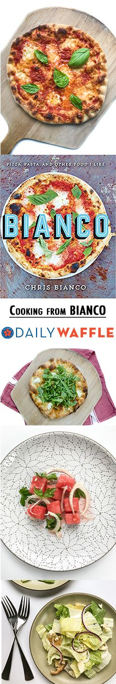 James Beard Award Winning Chef Chris Bianco demystifies pizza and more in his new BIANCO cookbook.