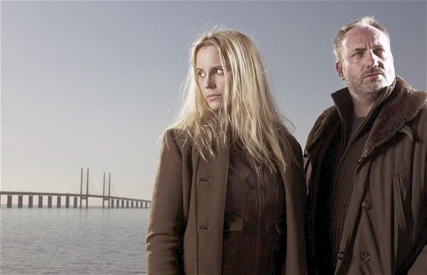 Watch Online TV Shows and Movies: The Bridge/ Season 1 / Episode 1 watch online  Pilot The Bridge/ Season 1 / Episode 1  When a body is found on the bridge connecting El Paso and Juarez, two detectives, one from the United States and one from Mexico, must work together to hunt down a serial killer operating on both sides of the border...