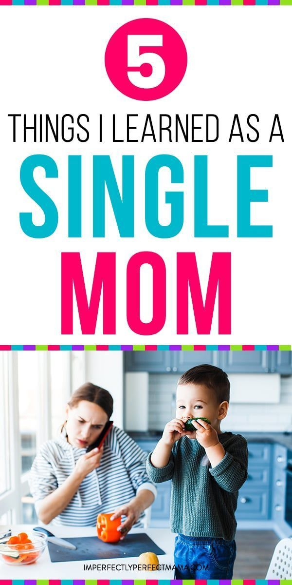 challenges of dating a single mother