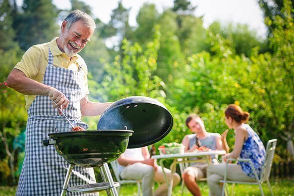 Begin de zomer met een schitterend schone barbecue