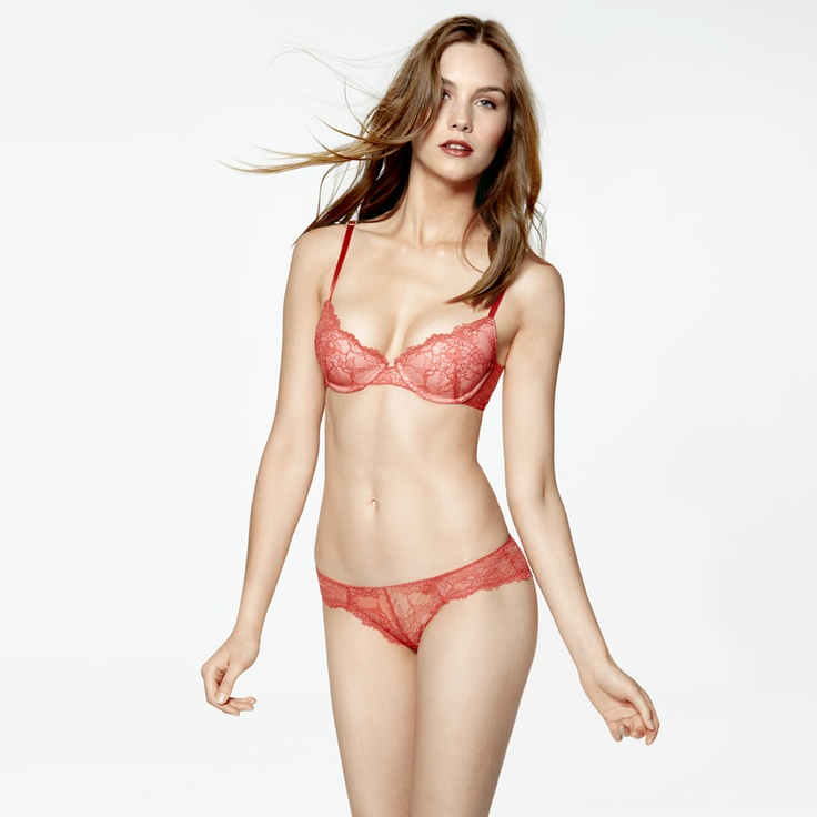 The poll found 72% of women now opt for nude or flesh toned lingerie when shopping shunning the classic white and black briefs or fancy lacey sets and Debenhams supports this finding with nude.
