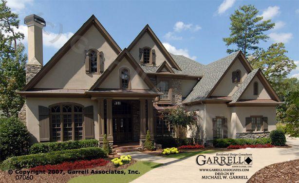 Garrell associates inc laurelwood manor house plan for Garrell builders