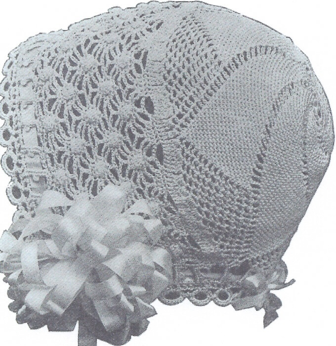 This is a unique vintage thread crochet baby cap pattern featuring a this is a unique vintage thread crochet baby cap pattern featuring a smart greek key design thread crochet baby hats are very sought after by dt1010fo