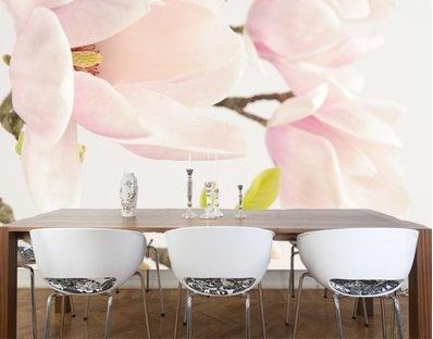 Fotobehang - zelfklevend Royal Magnolia