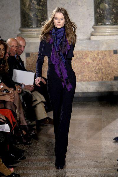Emilio Pucci at Milan Fashion Week Fall 2010 - Runway Photos